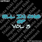 VARIOUS - All In One Volume 3 (Front Cover)
