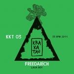 FREEDARICH - Lava Boy EP (Front Cover)
