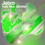 JETRO feat NICK SINCKLER - Fantasy Love (Front Cover)