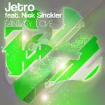JETRO feat NICK SINCKLER - Fantasy Love (Back Cover)