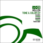 HOLLEN - Tone & Color EP (Front Cover)