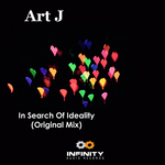 ART J - In Search Of Ideality (Front Cover)