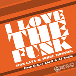 MONTIEL, Jorge/JUAN LAYA - I Love The Funk!!! (Front Cover)