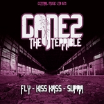 GANEZ THE TERRIBLE - Fly EP (Front Cover)