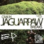 OMEN BREAKS - Jaguar Paw EP (Front Cover)