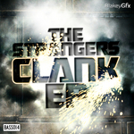 STRANGERS, The - Clank EP (Front Cover)