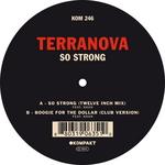 TERRANOVA feat KHAN - So Strong (Front Cover)
