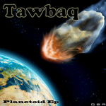 TAWBAQ - Planetoid EP (Back Cover)