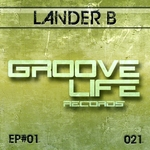 LANDER B - EP#01 (Front Cover)