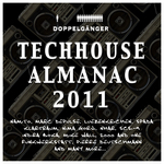VARIOUS - Best Of Techhouse Almanac 2011 (Front Cover)