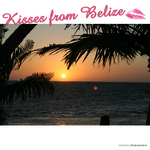 VARIOUS - Kisses From Belize (Front Cover)