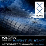 YADEK - Night Flight (Front Cover)