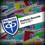 VARIOUS - Perfecto Records: Best Of 2011 (Front Cover)