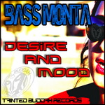 BASS MONTA - Desire & Mood (Front Cover)