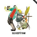 DUSTY - Keep It Raw (Front Cover)