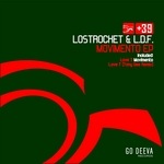 LOSTROCKET/LDF - Movimento EP (Front Cover)