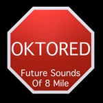 OKTORED - Future Sounds Of 8 Mile (Front Cover)