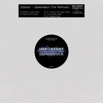STOCKER - Gamemaker: The 2011 remixes (Front Cover)