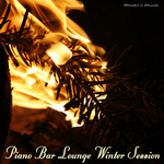 VARIOUS - Piano Bar Lounge Winter Session (Front Cover)