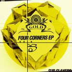 GOLD DUBS - Four Corners EP (Front Cover)
