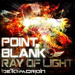 POINT BLANK - Ray Of Light (Front Cover)