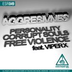 AGGRESIVNES/VIPER X - Personality (Front Cover)