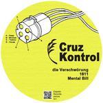 CRUZ KONTROL - Die Verschworung (Front Cover)