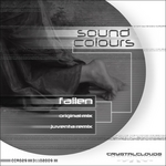 SOUND COLOURS - Fallen (Front Cover)
