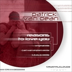 VAN DEAN, Patrick - Reasons To Love You (Front Cover)