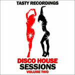 VARIOUS - Disco House Sessions: Volume Two (Front Cover)