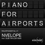 NVELOPE - Piano For Airports (Front Cover)