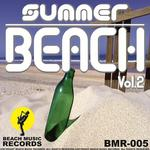 VARIOUS - Summer Beach Vol2 (Front Cover)