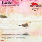 ESCADIA - Faded Memories EP (Front Cover)