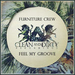 FURNITURE CREW - Feel my Groove (Front Cover)