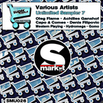 VARIOUS - Unlimited Sampler 7 (Front Cover)