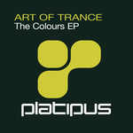 ART OF TRANCE - The Colours EP (Front Cover)