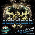 SUBCLASH - It's All Over (Front Cover)