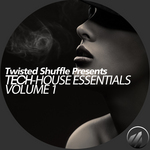 VARIOUS - Twisted Shuffle Presents Tech House Essentials Vol 1 (Front Cover)