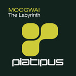 MOOGWAI - The Labyrinth (Front Cover)