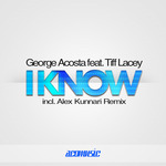 ACOSTA, George feat TIFF LACEY - I Know (Front Cover)