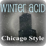 2HOUSSPEOPLE - Winter Acid (Front Cover)