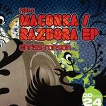 RONSON, Chriss - Maconka/Razbora EP (Front Cover)