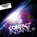 CONTACT - Insane EP (Front Cover)