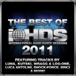 VARIOUS - Best Of IHDS 2011 (Front Cover)