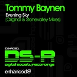 BAYNEN, Tommy - Evening Sky (Front Cover)