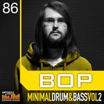 BOP - Minimal Drum & Bass Vol 2 (Sample Pack WAV/APPLE/LIVE/REASON) (Front Cover)