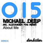 MICHAEL DEEP - About Me (Front Cover)