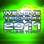 VARIOUS - We Love Techno Vol 3 (Front Cover)
