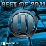 VARIOUS - Monster Tunes Best Of 2011 (Front Cover)
