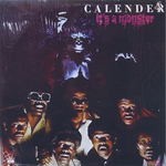 CALENDAR - It's A Monster (Front Cover)